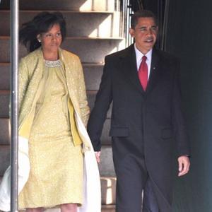 Bunmi Koko's Obama Honour
