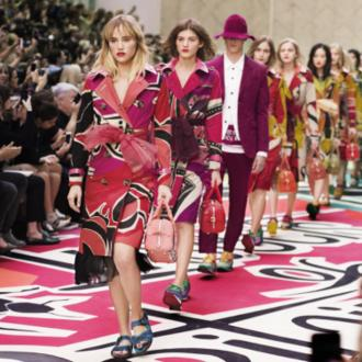 Burberry honoured on the Rodeo Drive Walk of Style