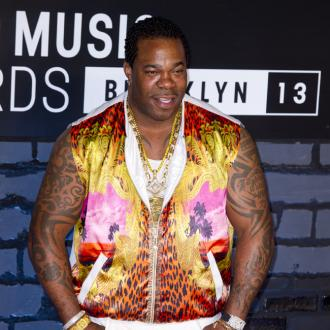 Busta Rhymes' air rage row