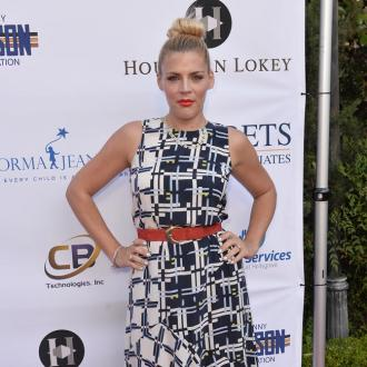Busy Philipps jokes about her husband overlooking her for starring roles