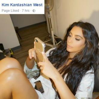 Kim Kardashian West Returns To Social Media