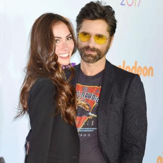 John Stamos says Caitlin McHugh is the 'perfect girl'