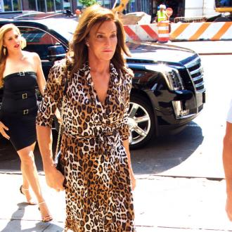 Caitlyn Jenner in tears collecting ESPY award