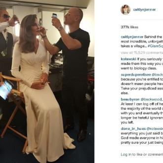 Caitlyn Jenner's stylist on ESPYS Versace gown