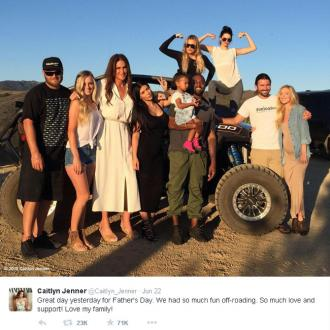 Caitlyn Jenner's Best Ever Father's Day
