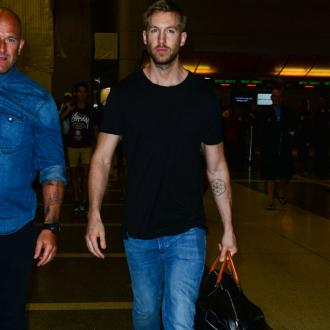 Calvin Harris Pens 'Cheating' Track