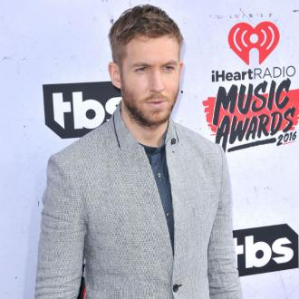Calvin Harris calls Taylor Swift an 'amazing lyric writer'