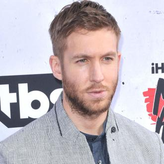 Calvin Harris dating Tinashe
