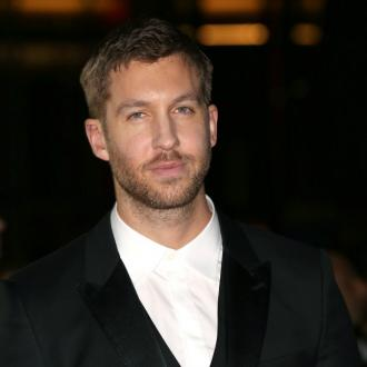Calvin Harris' Hairy Plot To Win A Grammy