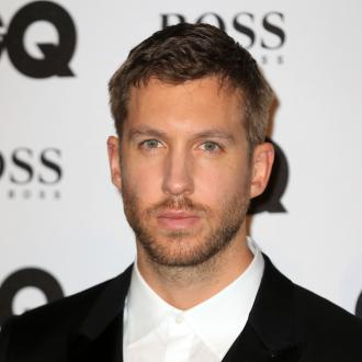 Calvin Harris sneaks British fans into shows