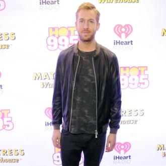 Calvin Harris 'Can Be Himself' Around Taylor Swift