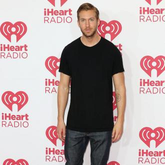 Calvin Harris Babysitting Taylor Swift's Cats