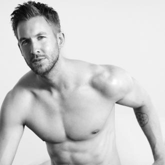 Calvin Harris unveils Emporio Armani underwear campaign