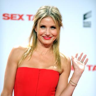 Cameron Diaz 'so scared' before release of first book