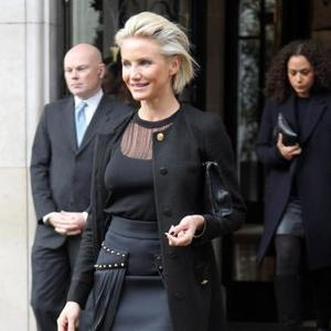 Cameron Diaz Signs Up For The Counselor