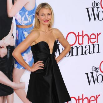 Cameron Diaz is open to an acting return