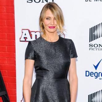 Cameron Diaz is relishing motherhood