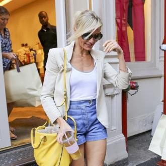 Cameron Diaz Carries Packed Lunch