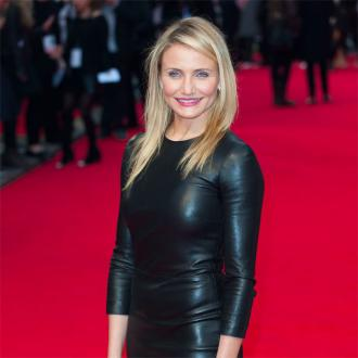 Cameron Diaz: Children Too Much 'Work'