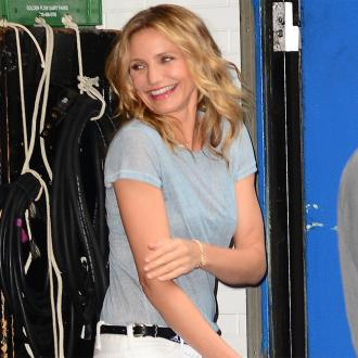 Cameron Diaz's Singing Worries