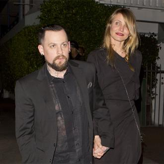 Benji Madden is Cameron Diaz's 'rock'