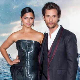 Camila Alves rejected Matthew McConaughey twice
