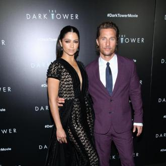 Camila Alves Shares Birthday Message For Matthew Mcconaughey