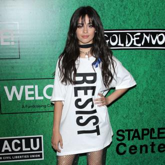 Camila Cabello likes 5H's new single