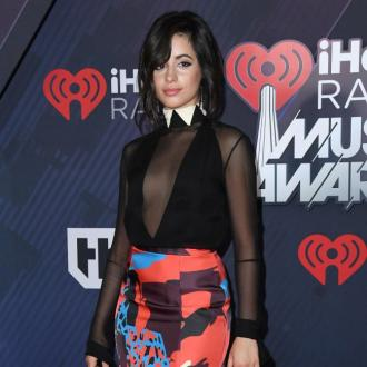 Camila Cabello teases make-up line