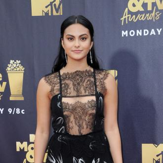 Camila Mendes: Chris Melton's Tattoo Is Fake