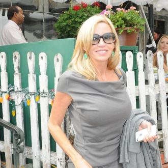 Camille Grammer celebrates being cancer-free