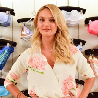 Candice Swanepoel gives birth to her first child