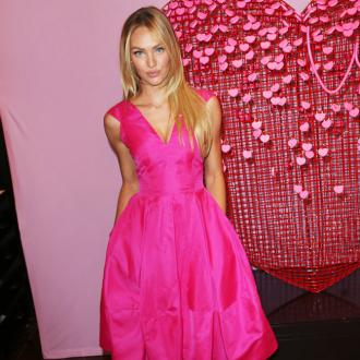 Candice Swanepoel hails her baby son