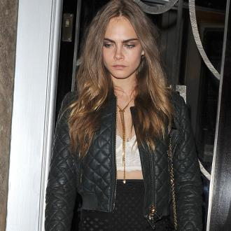 Cara Delevingne's Sad Childhood
