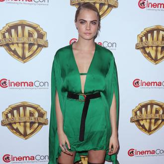 Cara Delevingne stood naked in a forest to land Suicide Squad role