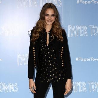 Cara Delevingne Backs Equal Pay For Actresses