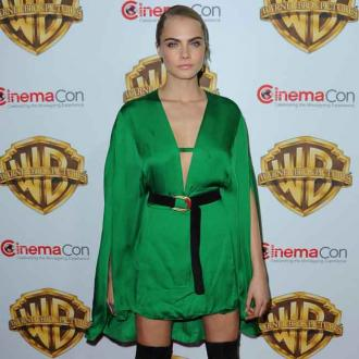Cara Delevingne Needs To Cry