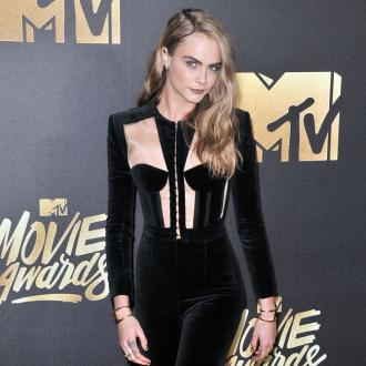 Cara Delevingne cries 'pretty much every day'