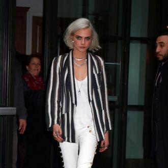 Cara Delevingne believes Rihanna was 'born to act'