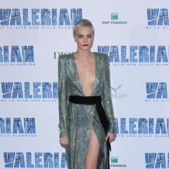 Cara Delevingne: Valerian Deals With Real-life Issues