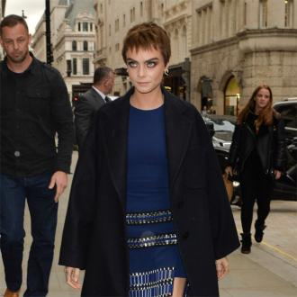 Cara Delevingne: I have ADHD like my dog
