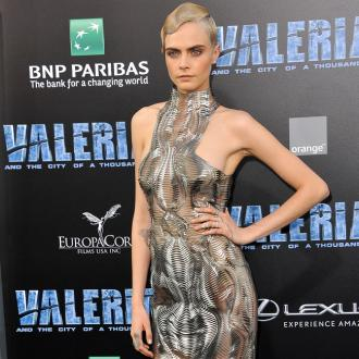 Cara Delevingne: Shaving My Head Was Liberating