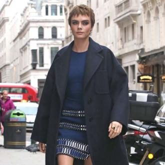 Cara Delevingne wants to go to military school