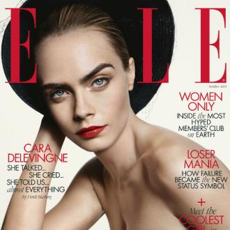 Cara Delevingne admits modelling nearly ruined acting for her