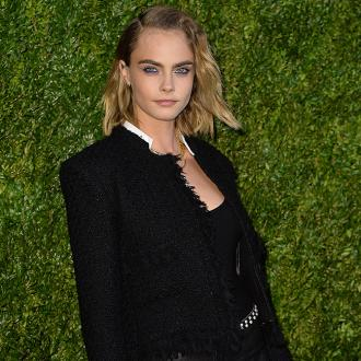 Cara Delevingne launching charity