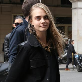 Cara Delevingne's Flirty Texts With Geordie Shore Star