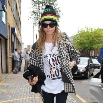 Cara Delevingne Is 'Down-to Earth'