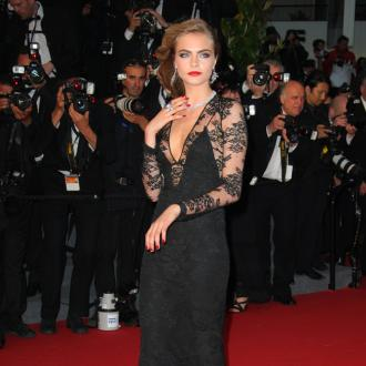 Cara Delevingne Set For Fifty Shades Of Grey Role