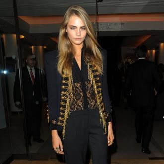 Cara Delevingne And Mulberry Have Secret 'Creative Project'