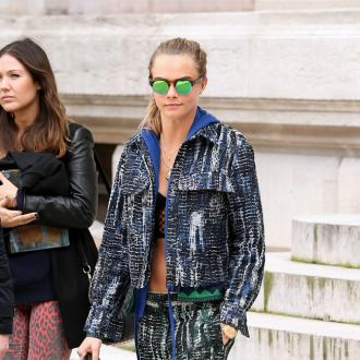 Cara Delevingne: I Always Eat Before Runway Shows